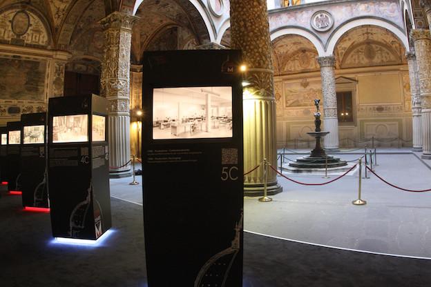 100 anni di Menarini a Firenze