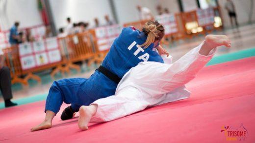 Trisome Games 2016: judo