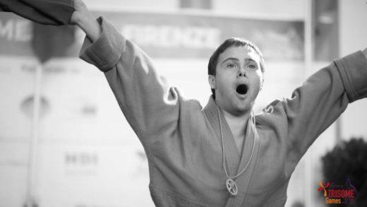 Trisome Games: judo