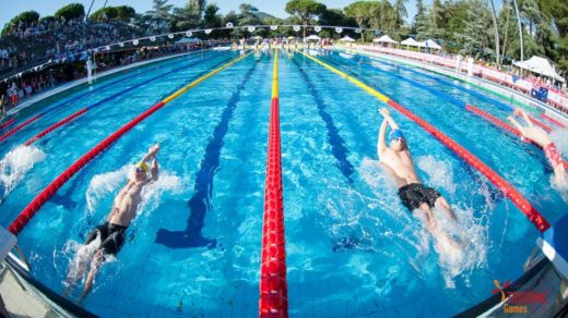 Trisome Games 2016: nuoto