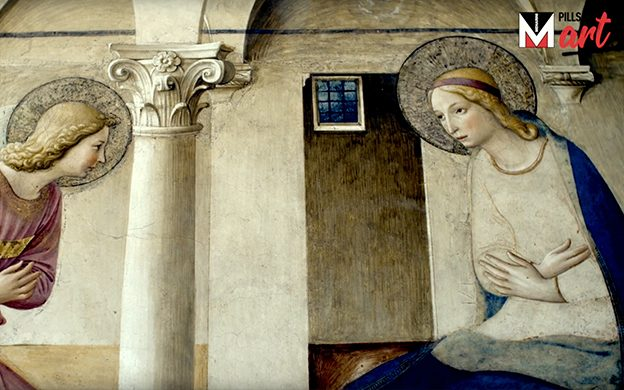 Menarini Pills of Art: l'Annunciazione di Beato Angelico