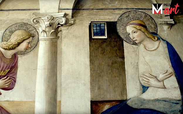 Menarini Pills of Art: l'Annunciazione di Beato Angelico