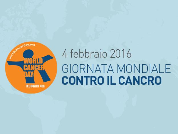 Giornata mondiale contro il cancro 2016