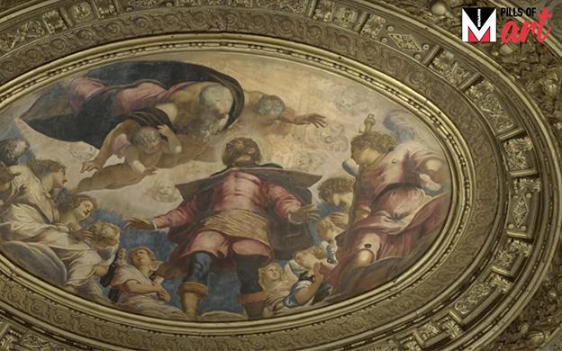 Menarini Pills of Art Tintoretto