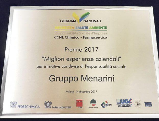 Premio Migliori esperienze aziendali