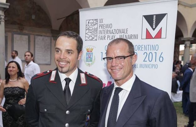 Premio Fair Play Menarini 2016 interviste