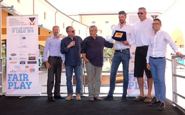Premio Fair Play Menarini 2018