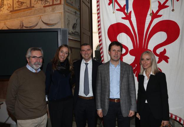 100 anni Menarini a Firenze