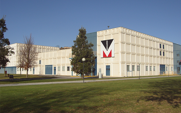 stabilimento Menarini L'Aquila